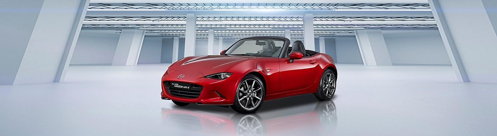 All new Mazda MX-5