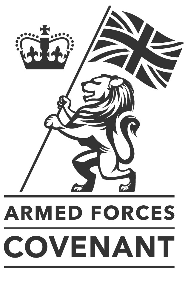 Image result for armed forces covenant logo