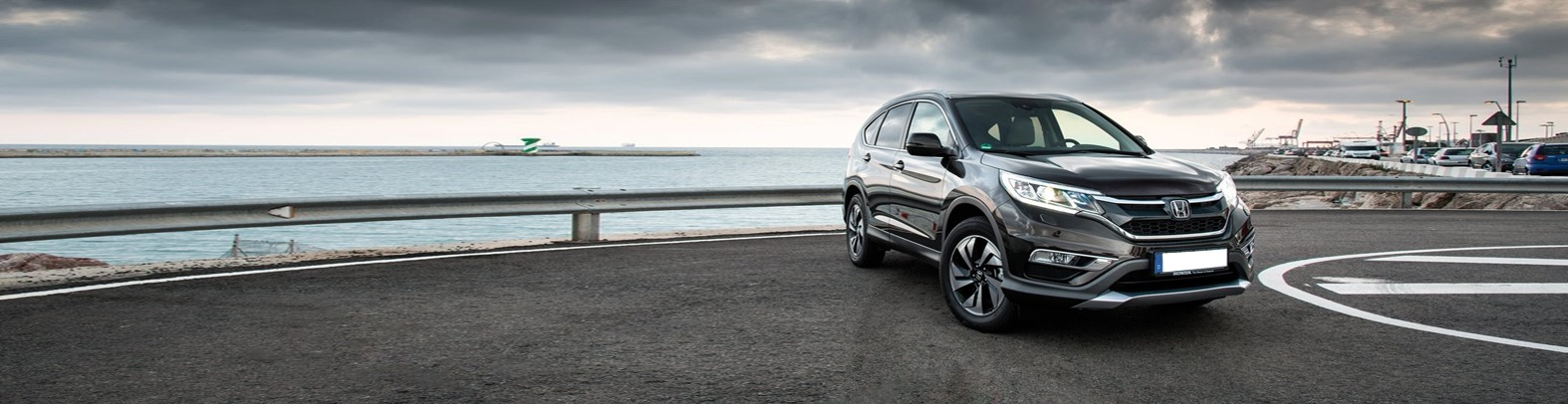 Honda – slide – CR-V