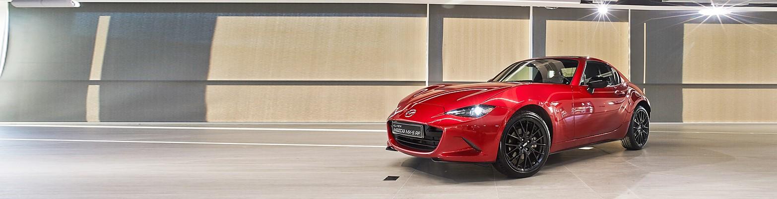 Mazda RF – Red
