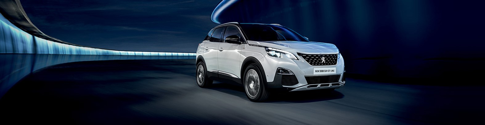 Peugeot New 3008 Homeslide 1