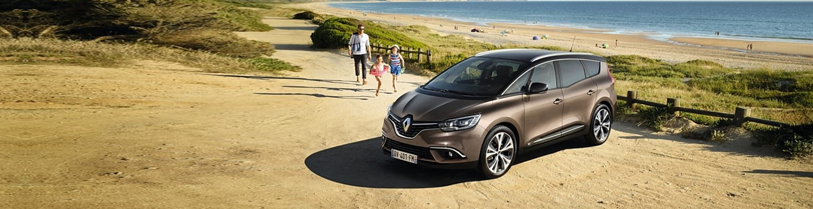 Renault – Grand Scenice – Homeslide 3