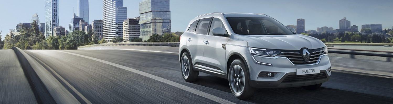 Renault koleos – slide 1